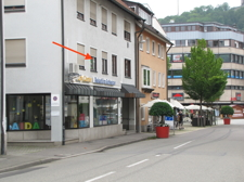 Ansicht zum Vorstadtplatz