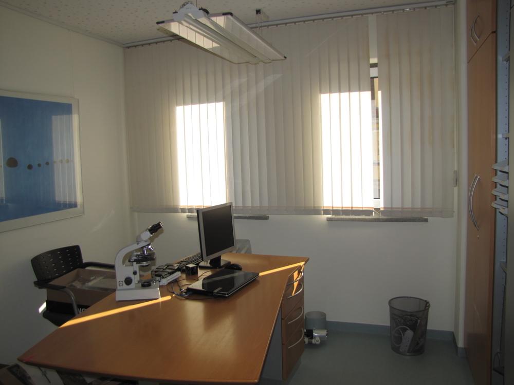 Das Eckbüro