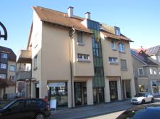 Das Wohn- und Geschäftshaus