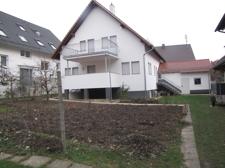 Ansicht des Hauses vom Garten!