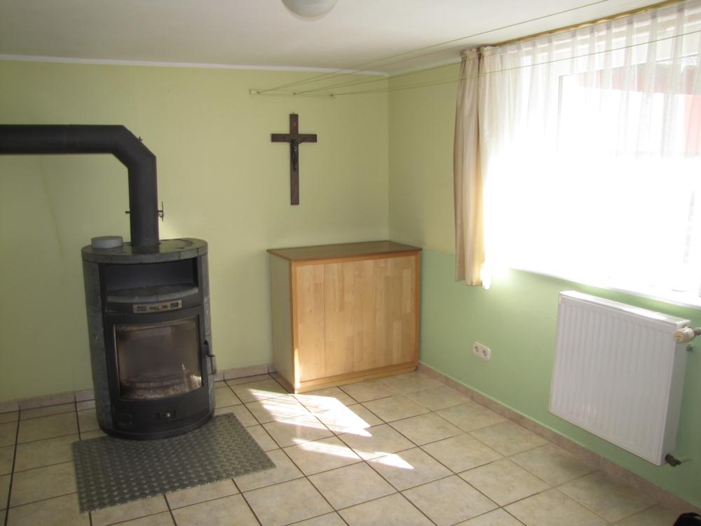 Das Gästezimmer im untergeschoß