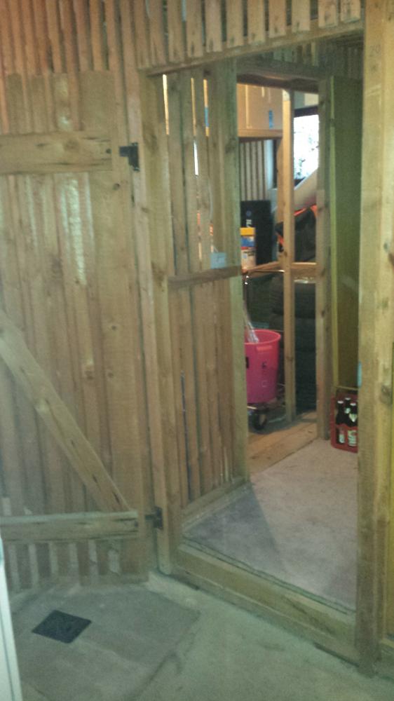 Der Kellerraum