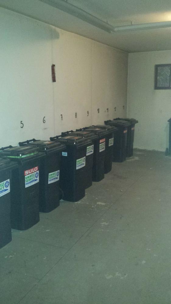 Der Müllkeller