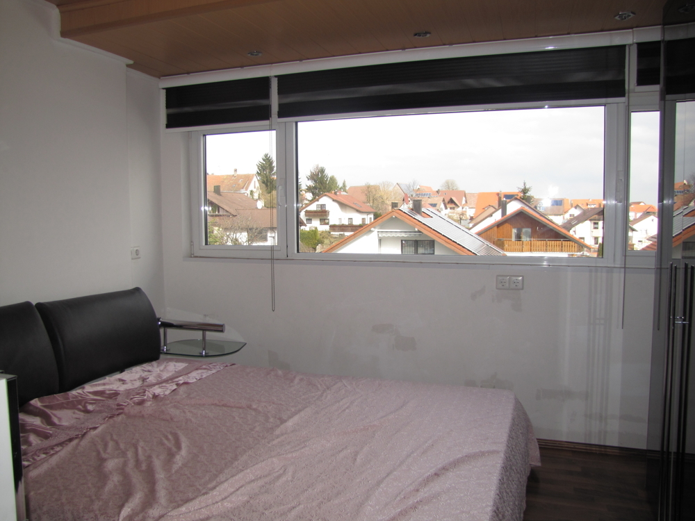 Das helle Schlafzimmer