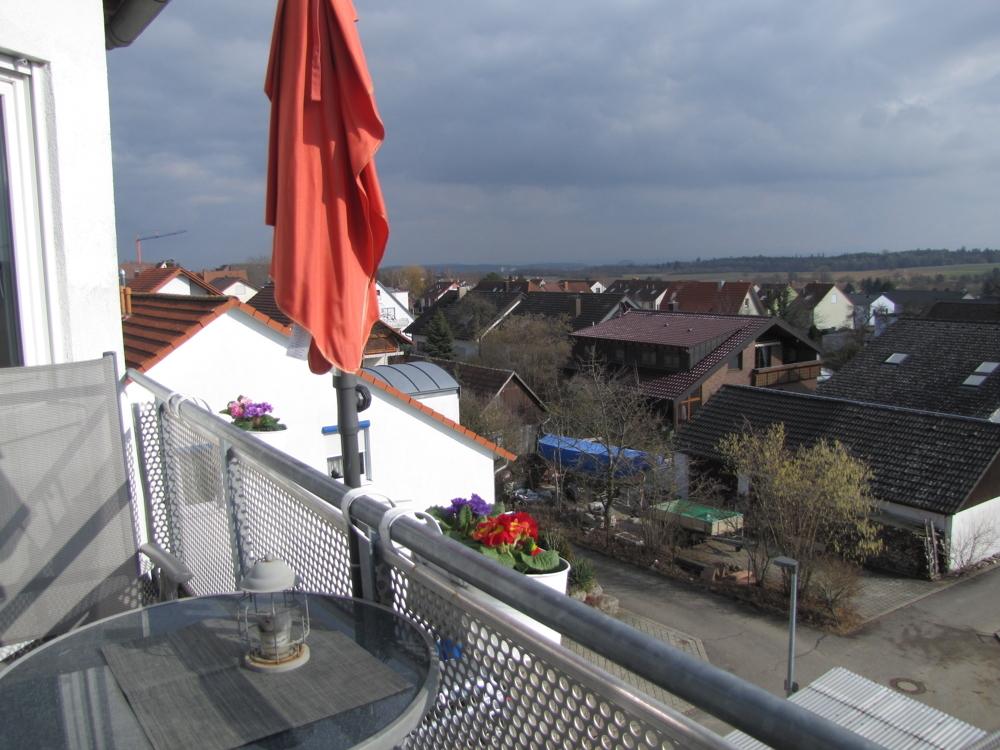 Der Panoramabalkon