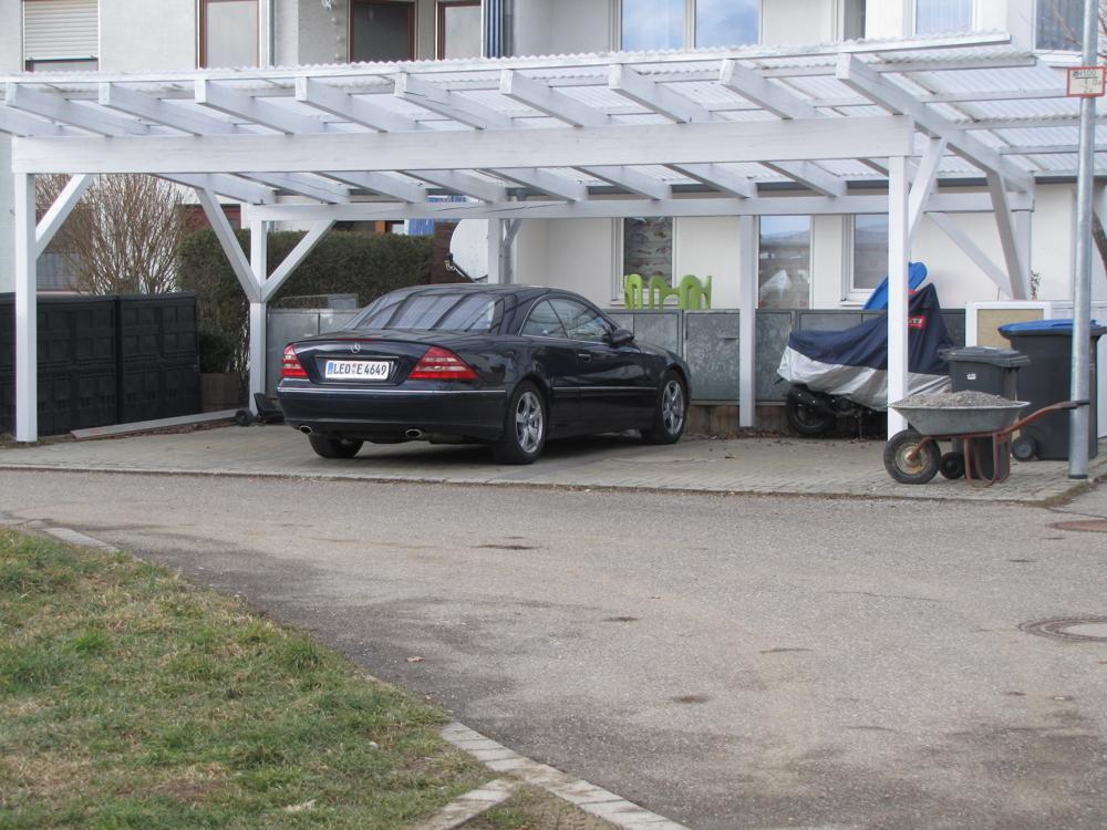 Der Carport