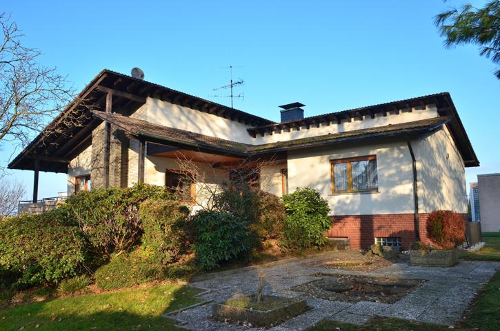 NEU zum Verkauf in Witten- Herbede – freistehendes Einfamilienhaus - Außenansicht IV - Reuter Immobilien – Immobilienmakler