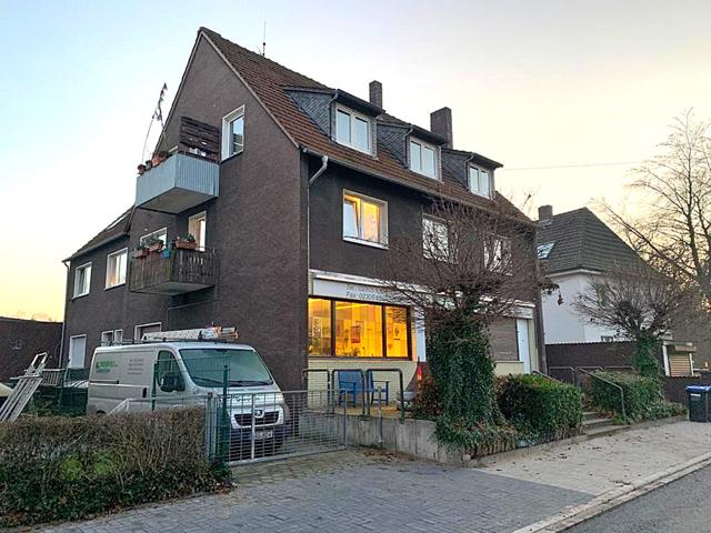 NEU zum Verkauf in Castrop-Rauxel – Mehrfamilienhaus - Außenansicht - Reuter Immobilien – Immobilienmakler