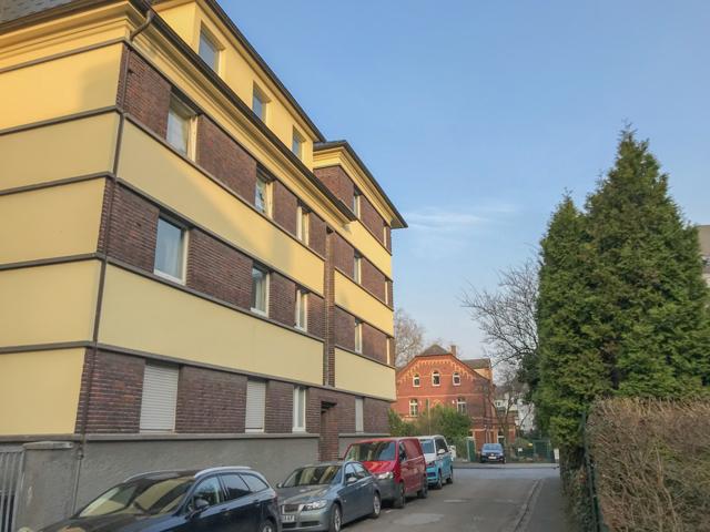 NEU zur Vermietung in Bochum Mitte - Außenansicht - Reuter Immobilien – Immobilienmakler