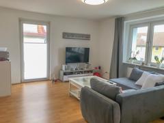 NEU zur Vermietung in Bochum Oberdahlhausen - Wohnzimmer - Reuter Immobilien – Immobilienmakler