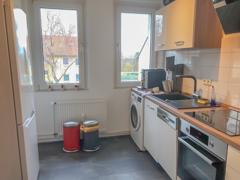 NEU zur Vermietung in Bochum Oberdahlhausen - Küche - Reuter Immobilien – Immobilienmakler