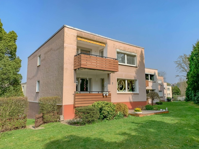 NEU zur Vermietung in Bochum Dahlhausen - Außenansicht hinten- Reuter Immobilien – Immobilienmakler  (2)