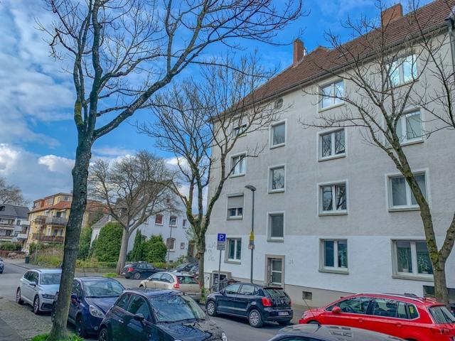 NEU zur Vermietung in Bochum Ehrenfeld - Außenansicht - Reuter Immobilien – Immobilienmakler