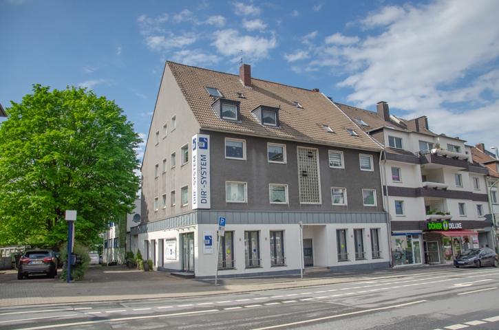 NEU zum Verkauf in Essen Borbeck - Eigentumswohnung - Außenansicht - Reuter Immobilien – Immobilienmakler