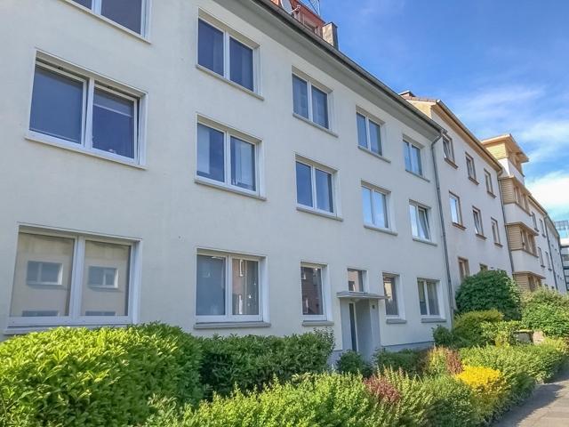 NEU zum Verkauf in Dortmund - Körne - Eigentumswohnung - Außenansicht - Reuter Immobilien – Immobilienmakler