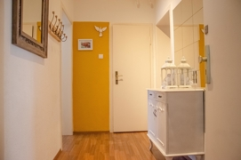 NEU zum Verkauf in Dortmund - Körne - Eigentumswohnung - Diele - Reuter Immobilien – Immobilienmakler