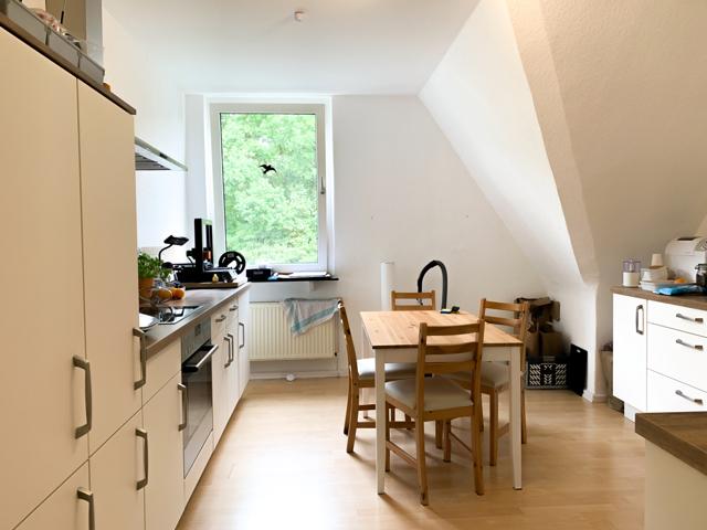 NEU zur Vermietung in Castrop Rauxel - Küche - Reuter Immobilien – Immobilienmakler