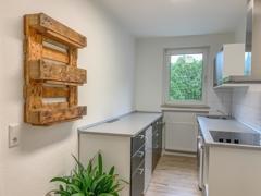 NEU zur Vermietung in Bochum Ehrenfeld - Küche - Reuter Immobilien – Immobilienmakler
