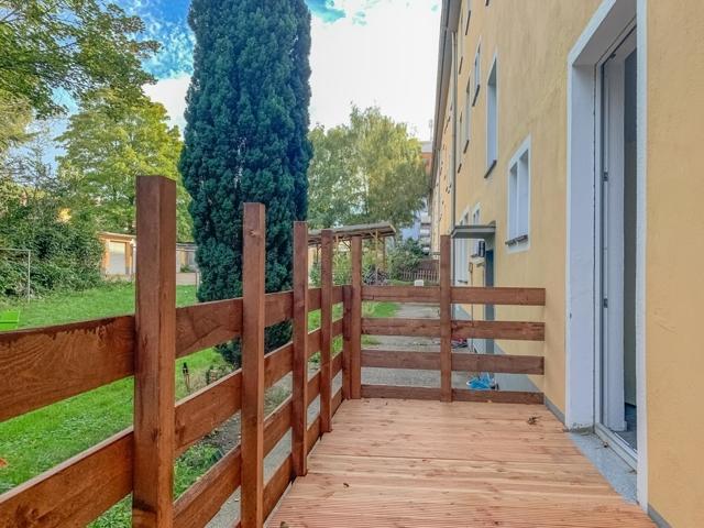 NEU zur Vermietung in Herne Holsterhausen - Balkon - Reuter Immobilien – Immobilienmakler