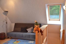 offene Galerie OG/ weiteres Schlafzimmer möglich