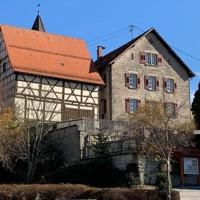 Prachtvolles Haus und Scheune