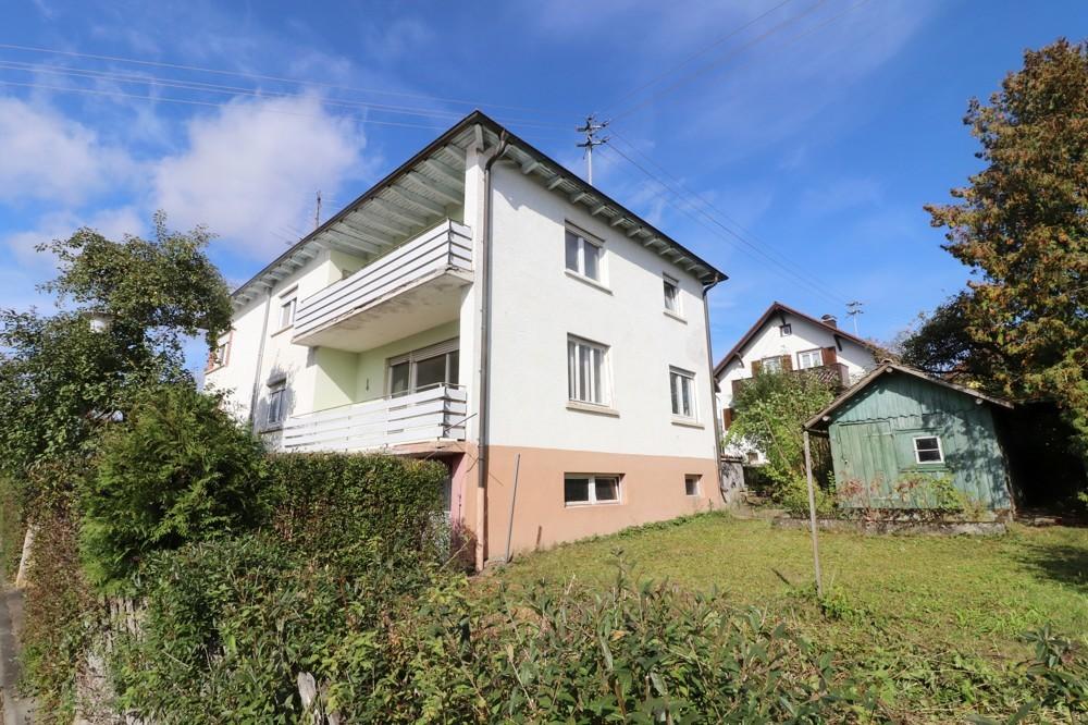 Zweifamilienhaus Gammertingen - Außenansicht