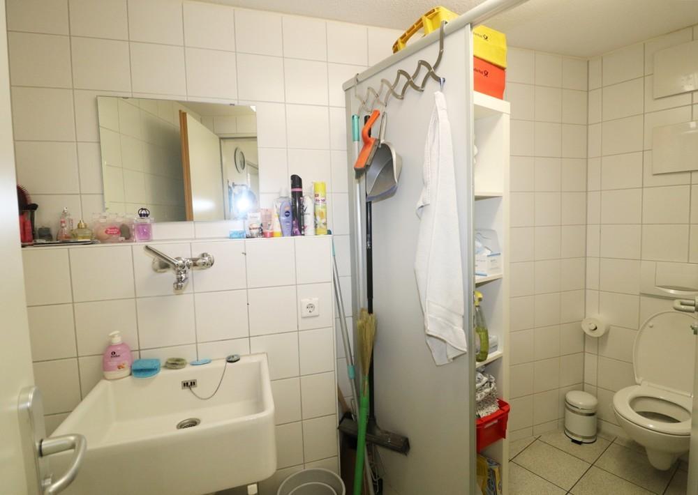 Münsingen Gewerbeeinheit - separates WC