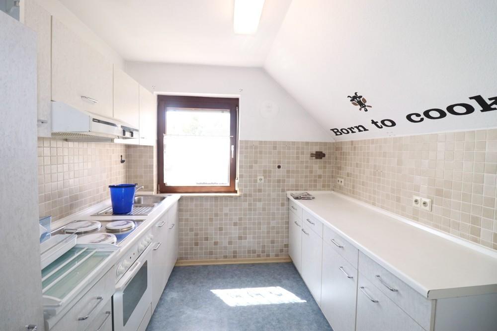 Küche_Dachgeschoss