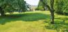 Blick Garten Richtung Hof