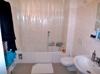 Badezimmer mit WM-Anschluss