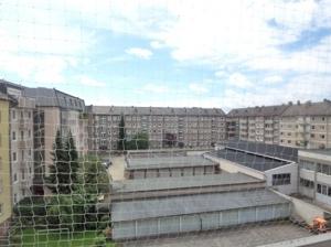 Blick vom Südbalkon