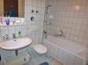 Badezimmer mit WM Anschluss