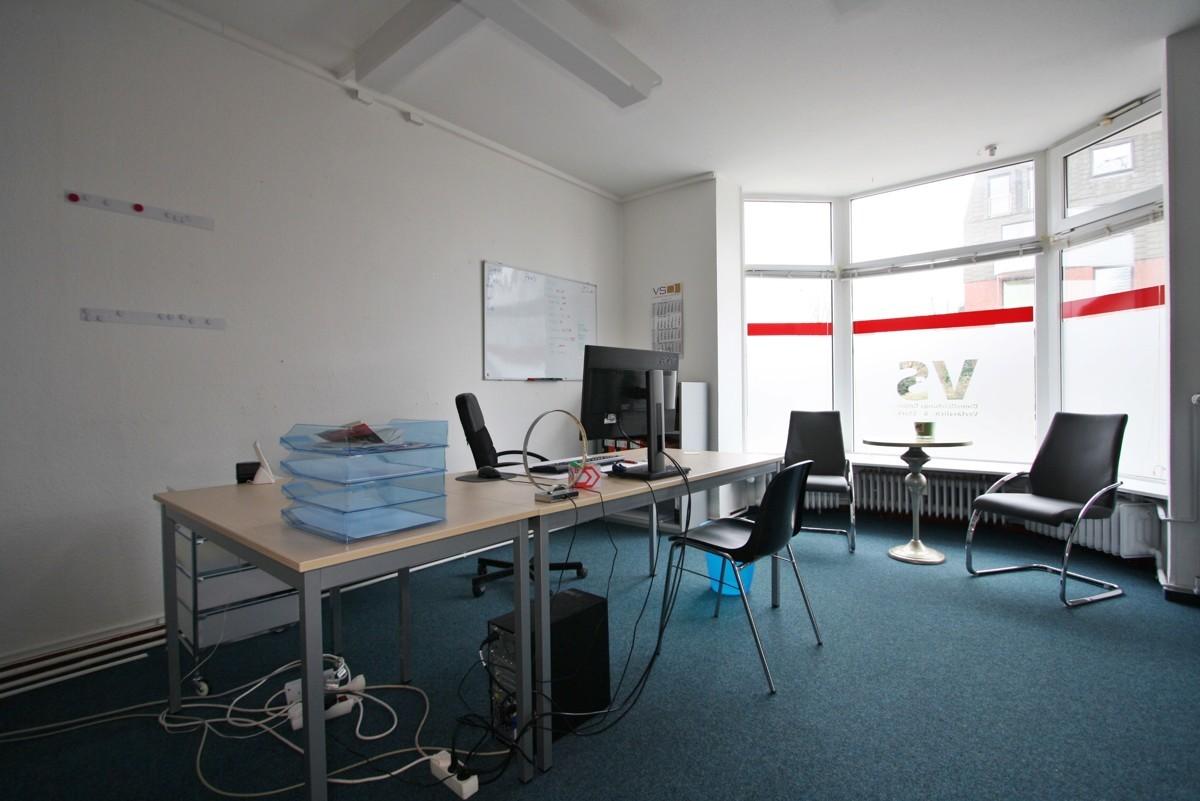 Hinteres Büro