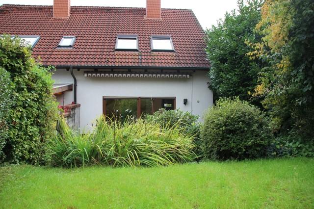 Haus mit Garten!