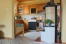 Wohn-Kochbereich
