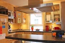 Riesen-Wohnküche