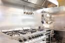 Küche, gepflegter Kochbereich