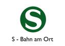Mit S-Bahnanschluss