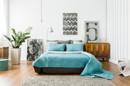 Wohnbeispiel: Gemütliches Schlafzimmer