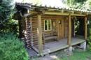 Inklusive Gartenhaus