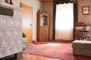EG, Wohnzimmer mit Kachelofen