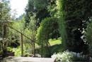 Zum Garten...