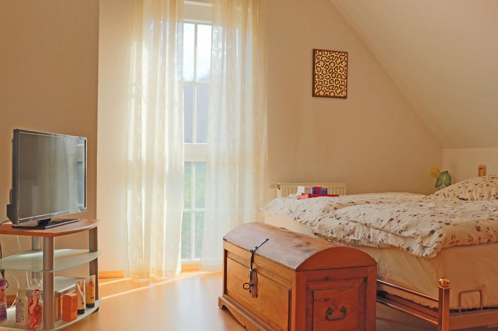 Freundlich hell- Das Elternschlafzimmer