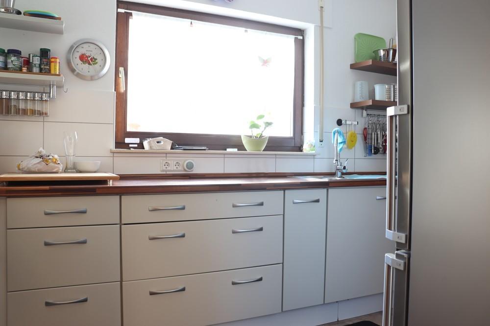 und noch ein Blick in die Küche