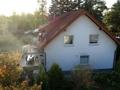 Blick zum Haus