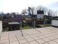 Blick zum Tempelberg von der Terrasse OG