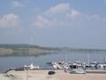 Hafen am Geiseltalsee