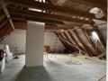 Dachboden als Ausbaureserve