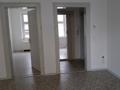 Blick vom Wohnzimmer 1-Raumwohnung EG