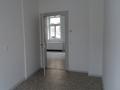 Küche mit Blick ins Wohnzimmer 1-Raumwohnung EG